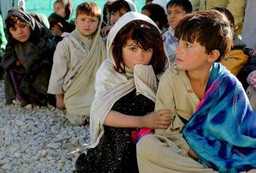 Infancia en Afganistan