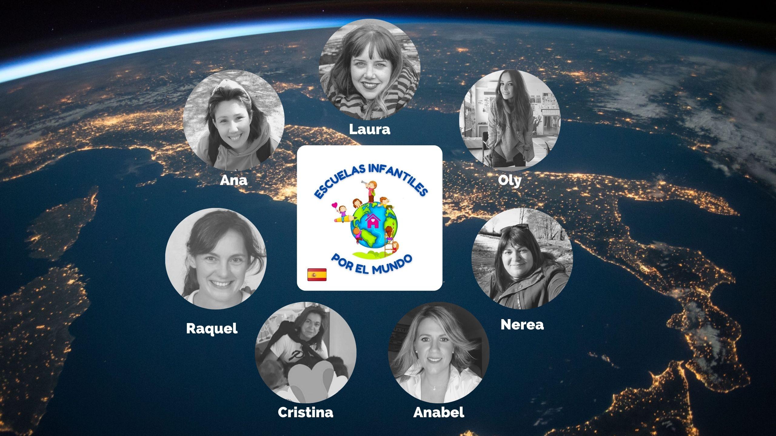Equipo de Escuelas Infantiles por el Mundo