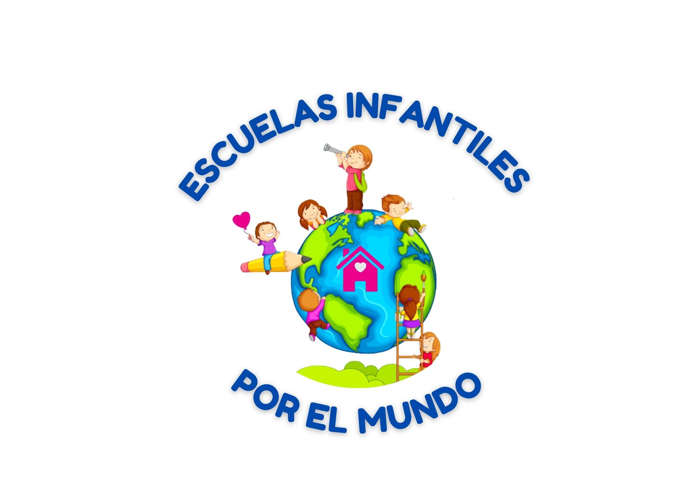 Logo Escuelas Infantiles por el Mundo